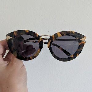 Karen Walker Flowerpatch Cat Sunglasses